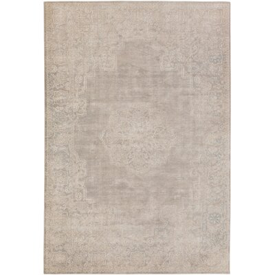 Ephesus Ryley Brown Area Rug Rug Size: 53 x 73