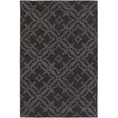 Dutchess Handmade Slate Area Rug Rug Size: Rectangle 4 x 6