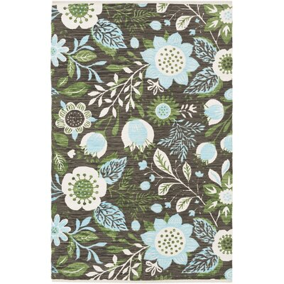 Moynihan Hand-Woven Area Rug Rug Size: Rectangle 8 x 11