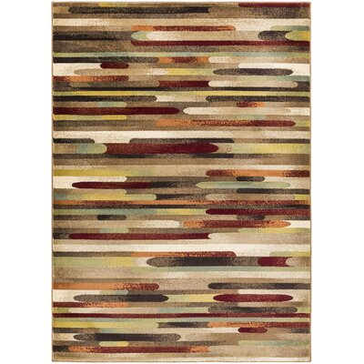 Mueller Area Rug Rug Size: Rectangle 5'3