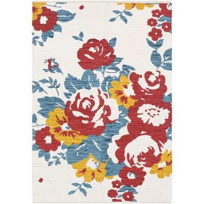 Elmsford Hand-Woven Area Rug Rug Size: Rectangle 5 x 76