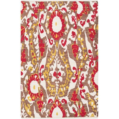 Juarez Hand-Woven Area Rug Rug Size: Rectangle 8 x 11