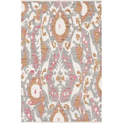 Juarez Hand-Woven Area Rug Rug Size: Rectangle 4 x 6