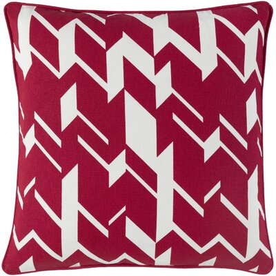 Holiday Hope Cotton Throw Pillow Cover