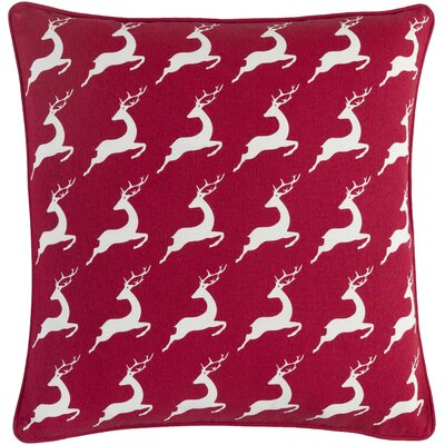 Dunphy Cotton Throw Pillow