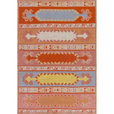 Dinger Indoor/Outdoor Area Rug Rug Size: Rectangle 4 x 6