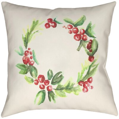 Dutcher Throw Pillow Size: 18 H x 18 W x 3 D