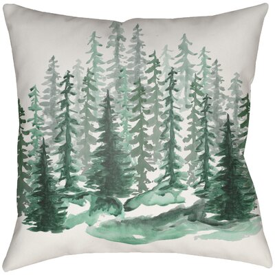 Lockman Throw Pillow Size: 18 H x 18 W x 3 D