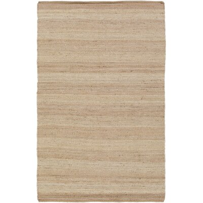 Ayling Beige/Natural Area Rug Rug Size: Rectangle 8 x 10