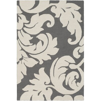 Lachance Hand-Tufted Blue Area Rug Rug Size: Rectangle 5 x 76