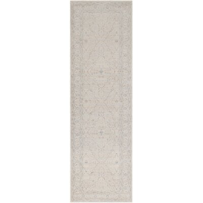 Kester Blue Area Rug Rug Size: Rectangle 89 x 123