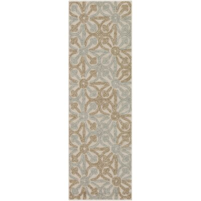 Mayan Nima Hand-Tufted Indoor/Outdoor Area Rug Rug Size: 2 x 3