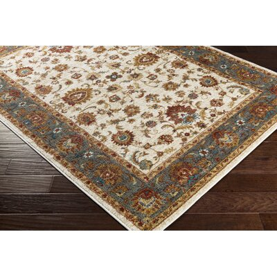 Eady Multi-Colored Area Rug Rug Size: Rectangle 710 x 103