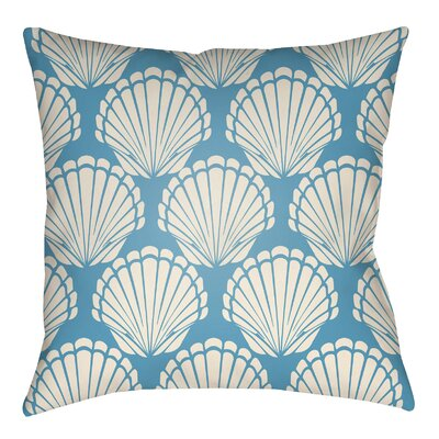 Courtland Shell Indoor/Outdoor Throw Pillow