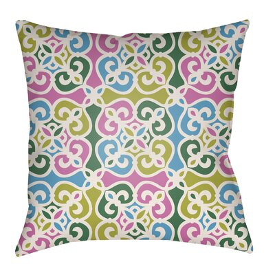 Lolita Garland Indoor/Outdoor Throw Pillow Size: 22 H x 22 W