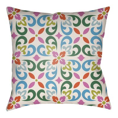 Dimatteo Indoor/Outdoor Throw Pillow Size: 16 H x 16 W