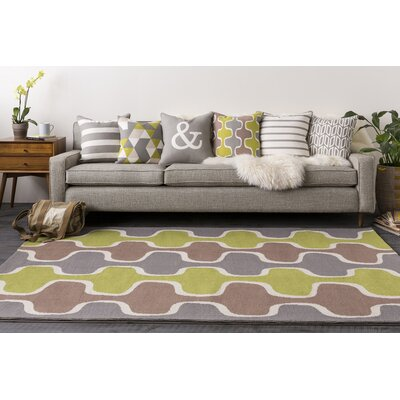 Zack Multi Area Rug Rug Size: Rectangle 8 x 11