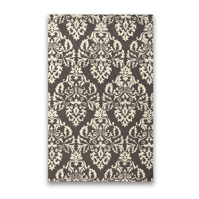 Studio Dove Marshall Gray/Beige Area Rug Rug Size: 5 x 8