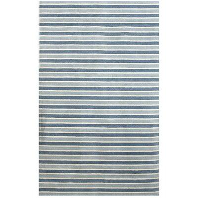 Archipelago San Sebastian Blue Area Rug Rug Size: 5 x 8