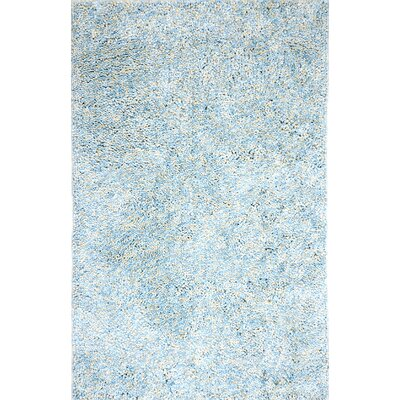 Cassie Sky Blue Rug Rug Size: 5' x 8'