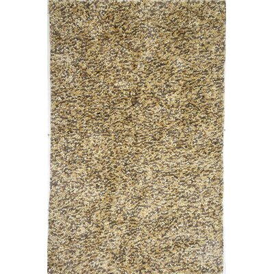 Cozy Hand-Woven Caramel Area Rug Rug Size: 2 x 3