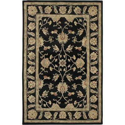 Mosaic Ebony San Giovanni Rug Rug Size: 8 x 11