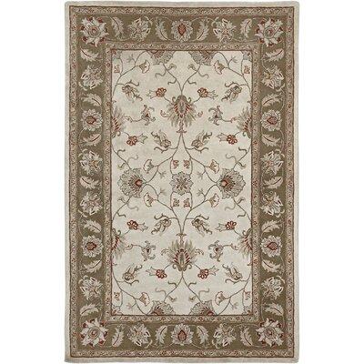 Mosaic Camel/Brown San Giovanni Rug Rug Size: 76 x 96