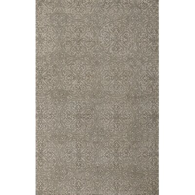 Ascent Gable Beige Area Rug Rug Size: 76 x 96