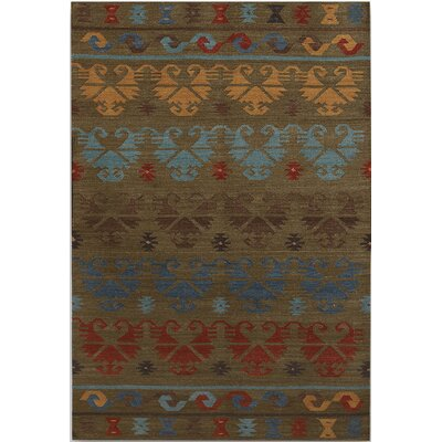 Galey Green Rug Rug Size: 5' x 8'