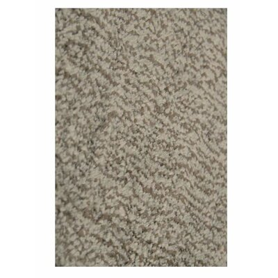 Pure Essence Brown Area Rug Rug Size: 3 x 5