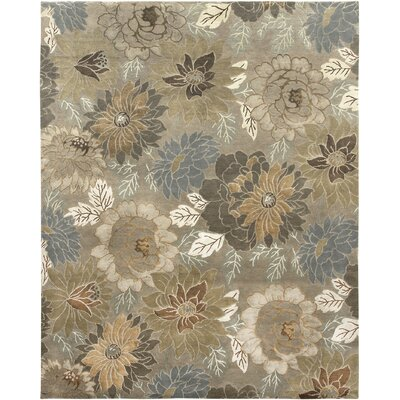Coulibaly Soft Camel Hand-Knotted Rug Rug Size: 2 x 3