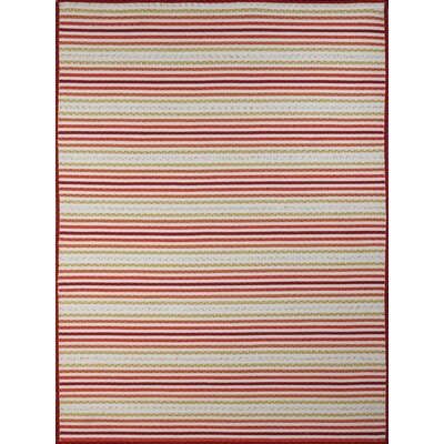 Dunlar Indoor/Outdoor Area Rug Rug Size: 5 x 77
