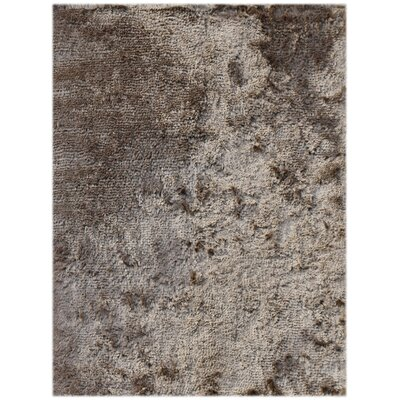 Elements Neon Caramel Area Rug Rug Size: 5 x 8