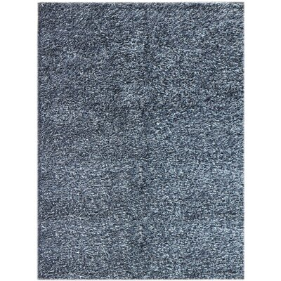 Elements Navy Stratus Area Rug Rug Size: 3 x 5