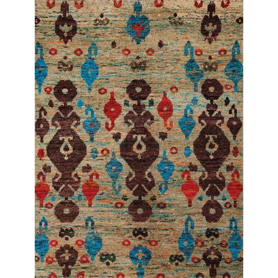 Pouncy Ivory Area Rug Rug Size: 3 x 5