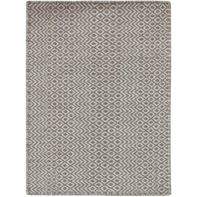 Lynnfield Hand-Tufted Beige Area Rug Rug Size: Rectangle 4 x 6