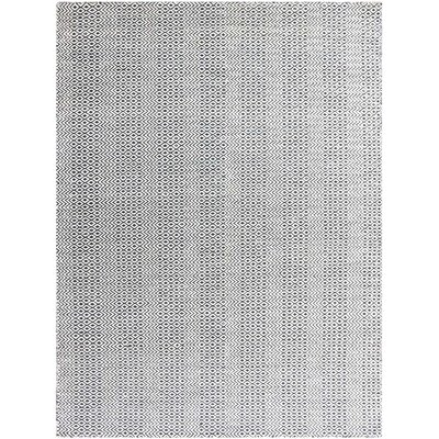 Lynnfield Hand-Tufted Charcoal Area Rug Rug Size: Rectangle 4 x 6