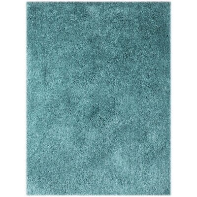Illustrations Calypso Blue Area Rug Rug Size: 2 x 3