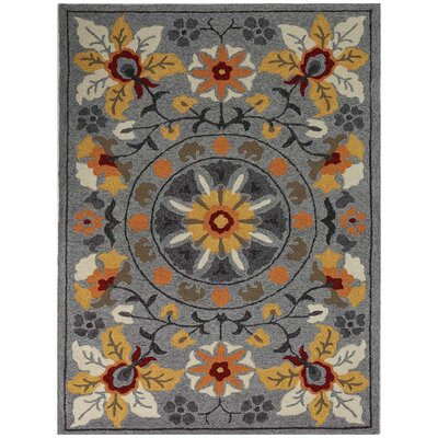 Hembree Indoor/Outdoor Area Rug Rug Size: Rectangle 76 x 96