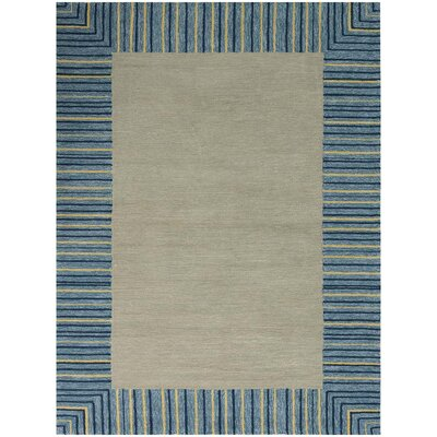 Oakham Blue Indoor/Outdoor Area Rug Rug Size: Rectangle 8 x 11