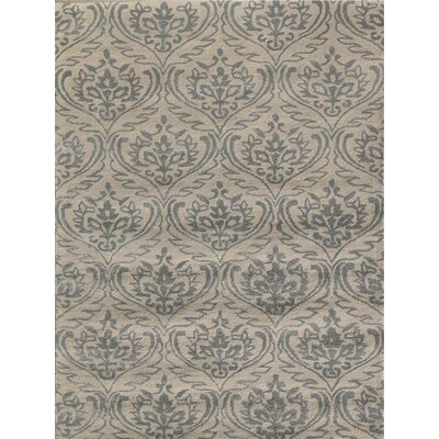 Ismenia Hand-Tufted Soft Amber Area Rug Rug Size: Rectangle 2 x 3