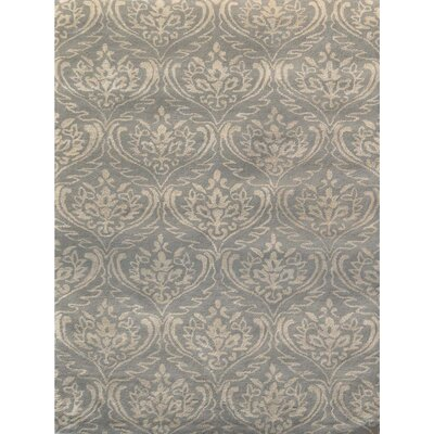Ismenia Hand-Tufted Silver Sand Area Rug Rug Size: Rectangle 5 x 8