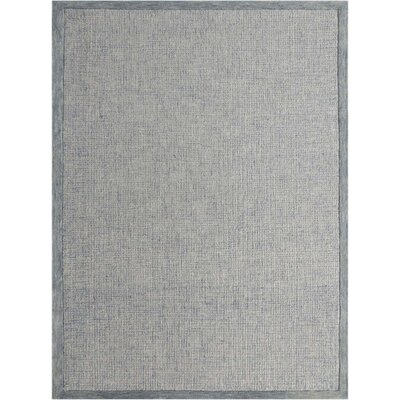 Caravelle Hand-Tufted Sage Area Rug Rug Size: Rectangle 86 x 116