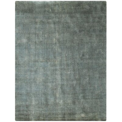 Pure Essence Charcoal Area Rug Rug Size: 8 x 10