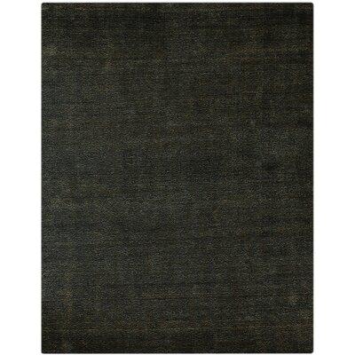 Bretta Ebony Area Rug Rug Size: 8 x 10