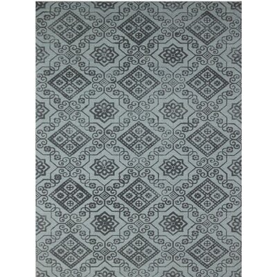 Pembroke Neutral Hand-Tufted Gray Area Rug Rug Size: 76 x 96