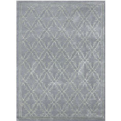 Serendipity Hand-Tufted Blue Area Rug Rug Size: 8 x 11