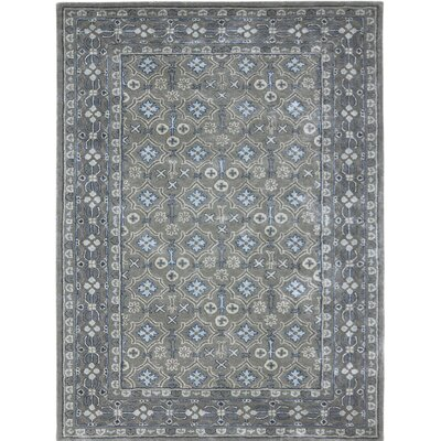 Paxtonville Hand-Tufted Beige Area Rug Rug Size: 5 x 8