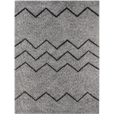 Heimbach Oyster Gray Area Rug Rug Size: Rectangle 8 x 11