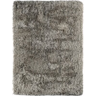 Sarina Graphite Sand Area Rug Rug Size: Rectangle 3 x 5
